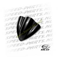 Cockpitspoiler - BCD - Peugeot Speedfight 1 & 2 - Zwart