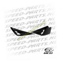 Sideskirts - BCD - Yamaha Slider - Zwart