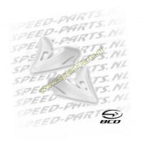 Onderspoiler - BCD - Yamaha Slider - Wit