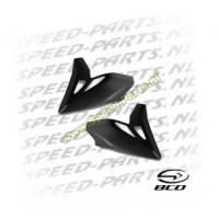 Onderspoiler - BCD - Yamaha Slider - Zwart