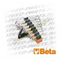 Steek / Ringsleutelset - Beta - 7 Delig