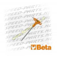 Inbus T Sleutel 2 zijden - Beta - Maat 4