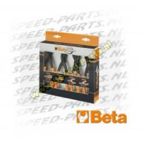 Borgveer tangenset - Beta - 4 Delig
