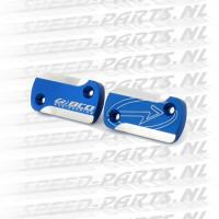Remreservoirdeksel BCD 2-Stuks - Peugeot Speedfight / Jetforce - Blauw