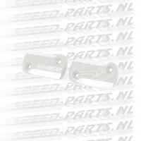 Remreservoirdeksel BCD 2-Stuks - Peugeot Speedfight / Jetforce - Chroom