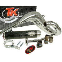 Uitlaat Turbo Kit Bufanda Carreras 80 voor Beta RR50 (-02)