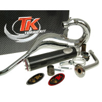 Uitlaat Turbo Kit Bufanda Carreras 80 voor Beta RR50 (03-10)