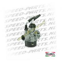 Carburateur Dellorto - 17,5 mm - Minarelli - Handschoke / Kabelchoke