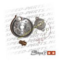 Cilinderkop Stage 6 Modular - 70cc - Gilera / Piaggio - Watergekoeld