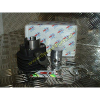 Cilinder + zuiger DR 40 mm AC Minarelli horizontaal snel