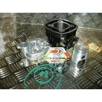 Cilinder + zuiger DR 48 mm Piaggio LC