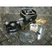 Cilinder + zuiger DR 47 mm Derbi Senda/GPR 70cc