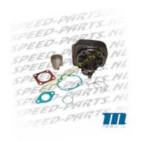 Cilinder Motoforce - 50cc - Eco Quality - Minarelli Horizontaal