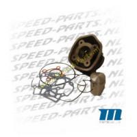 Cilinder Motoforce - 50cc - Eco Quality - Minarelli Horizontaal LC