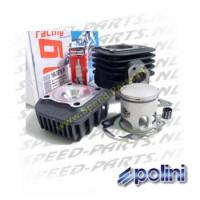 Cilinderkit Polini - 70cc - Corsa - Gilera / Piaggio AC