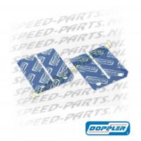 Membraanplaat Doppler - Minarelli Horizontaal