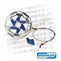 Remschijfkit Doppler - Yamaha Aerox (Brembo)