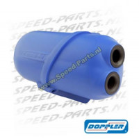 Luchtfilter box - Doppler - Gilera / Piaggio - Blauw