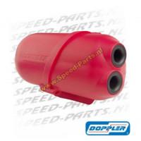 Luchtfilter box - Doppler - Gilera / Piaggio - Rood