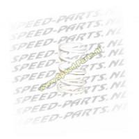 Drukveer Malossi Wit 3.8 - Gilera & Piaggio 125/180cc - 2-Takt