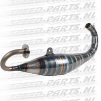 Jollymoto - Uitlaat 86cc - Acceleratie - Aluminium Demper - Minarelli