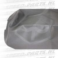 Buddy overtrek- Piaggio Zip SP- zwart met SP logo