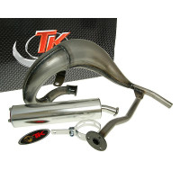 Uitlaat Turbo Kit Bufanda R voor Beta RR6 KTM Motor
