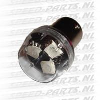 LED lampje T10 - Blauw (2 stuks)