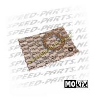 Koppelingsplaatset - Mokix - Derbi Senda