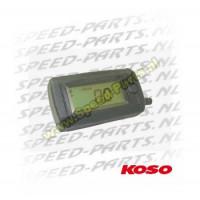Teller Koso - Motor draaiuren meter