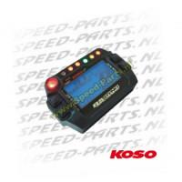 Dashbord Koso - Multifunctioneel - RS Dyno