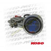 Teller Koso - Snelheid / Tankmeter / Kilometer teller