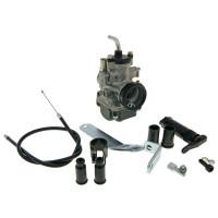 Carburateur kit Malossi PHBG 21 BD voor Derbi, Piaggio, Gilera, Vespa
