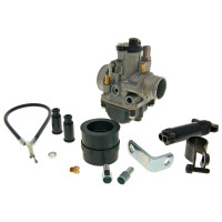Carburateur kit Malossi PHBG 21 BS voor Peugeot 100cc