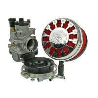 Carburateur kit Malossi MHR Team PHBG 21 BS voor Piaggio, Minarelli