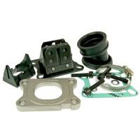 Inlaatsysteem  Set Malossi MHR X360 Viton 28mm voor Minarelli AM, Derbi EBE, EBS, D50B0, Generic, CPI