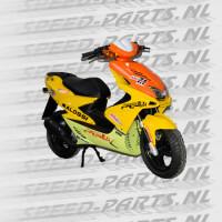 Kappenset - Malossi - DMP - Yamaha Aerox