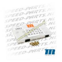 Sproeier kit Motoforce - 72 Stuks - Gurtner / Vision / Keihin