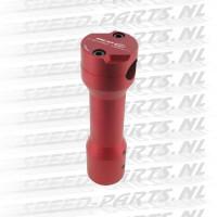Stuurclamp BCD - Yamaha Aerox - Rood
