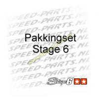 Pakkingset Stage 6 - 70cc - Pro en Racing - Gilera / Piaggio AC