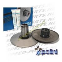 Poulie - Polini Speeddrive - Evolution - Piaggio - 134 mm