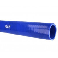 QSP Siliconenslang Blauw - 19 mm