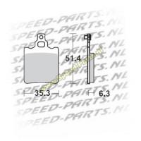 Remblokset RS50 1999-2005 achter