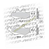 Remblokset Aprilia RS50 1999-2005 - Voor