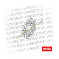 Remschijf - Voor - Aprilia RS 50 2006>