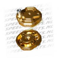 Hogedruk cilinderkop AM6 Conti goud