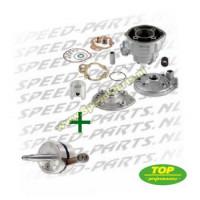 Cilinderkit + krukas - 85 cc Top performances AM6
