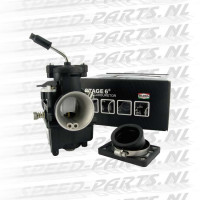 Carburateur Stage 6 - Dellorto VHST - 26mm + Spruitstuk