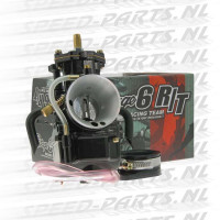 Carburateur Stage 6 PWK - 26 mm Vlakschuif Black Edition