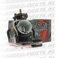 Carburateur Stage 6 PWK - 28 mm Vlakschuif Black Edition